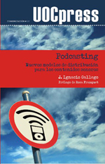 Podcasting: Libro en UOC Press